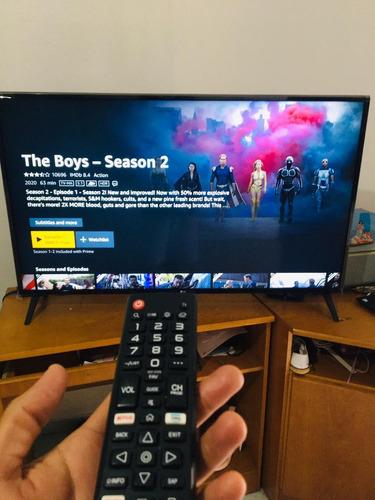 Televisão LG 49 Polegadas Smart  Aceito Proposta