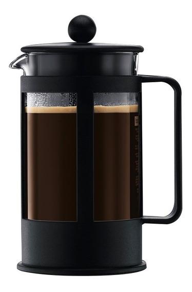 Cafetera Kenya 3 Pocillos Negra Bodum Tienda Oficial