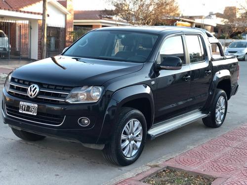 Imagen 1 de 11 de Volkswagen Amarok 2.0 Cd Tdi 4x4 Highline Pack 1hp 2010