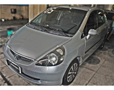 Honda Fit 1.4 Lx 8v Gasolina 4p Manual