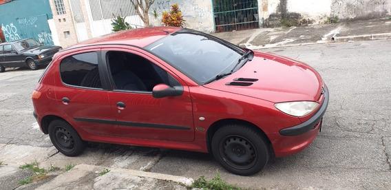 Peugeot 206 Faço Financiamento Com Score Baixo