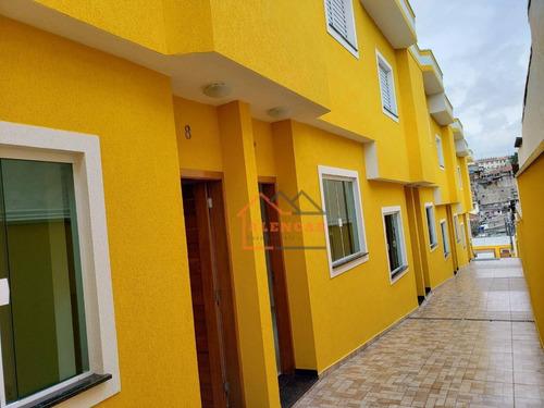 Sobrado Com 2 Dormitórios À Venda Por R$ 230.000,00 - Parada Xv De Novembro - São Paulo/sp - So0161