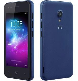 Celulares Economicos Zte Blade L130 Cam 5+1 Android 9go Azul
