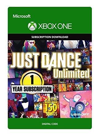 Just Dance Unlimited - 1 Mês - Xbox One Código 25 Dígitos