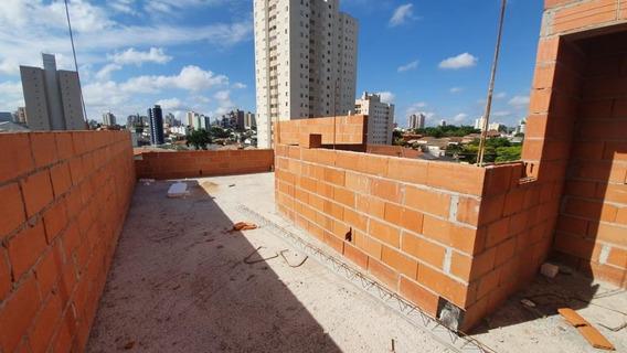 Cobertura Com 2 Dormitórios À Venda, 86 M² Por R$ 275.000,00 - Vila Guiomar - Santo André/sp - Co0774