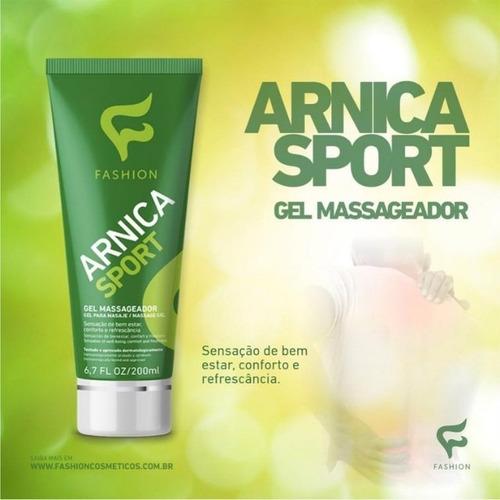 Imagem 1 de 3 de Gel Massageador Arnica Sport