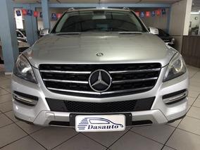Mercedes-benz Ml 350 3.0 Bluetec At - 2014 Prata Dasauto