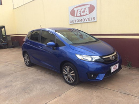 Honda Fit Exl - At 1.5 16v Flex 4p 2015