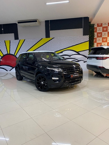 Imagem 1 de 12 de Land Rover - Range Evoque Dynamic 2.0 Turbo 4wd Top Teto