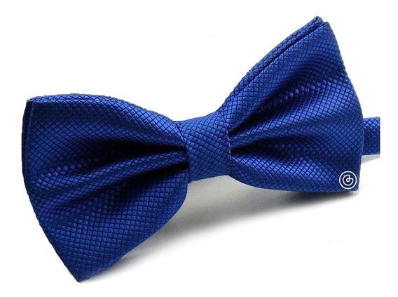 Corbata De Moño Clasico Para Hombre Grin Accs Color Azul Rey