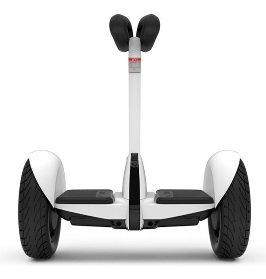 Scooter Electrico Ninebot S White