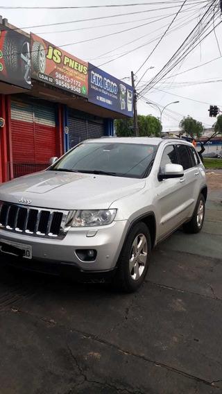 Grand Cherokee - Jeep - 2011/2012 3.6 Laredo 4x4 V6 24v Gaso