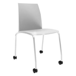 Cadeira De Escritório Interlocutor Loft Office Branco