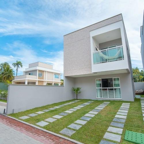 Imagem 1 de 30 de Casa Para Vender Com 3 Quartos, 124m² - Lt Parque Itoupava - 66251