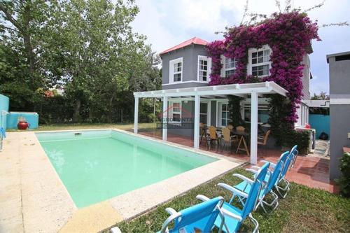 Casa En La Barra En Venta- Ref: 5596