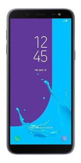 Samsung Galaxy J6 TV Dual SIM 64 GB Prata 2 GB RAM