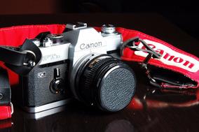 Canon Ftb Filme Rolo Analogica Camerafd Ae1 A1 F1 Slr 50mm