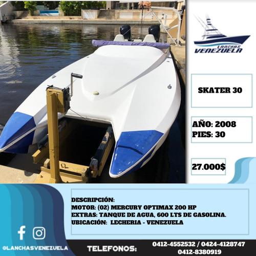 Lancha Skater 30 Lv460