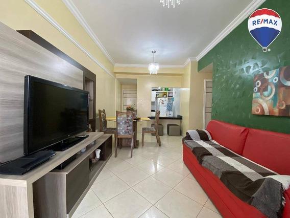 Apartamento Com 3 Dormitórios, 93 M² - Marco - Belém/pa - Ap0560