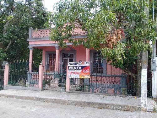 Venta De Casa En Cd. Madero, Col. Obrera