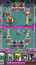 Cuenta De Clash Royale En Liga De Combatientes 1
