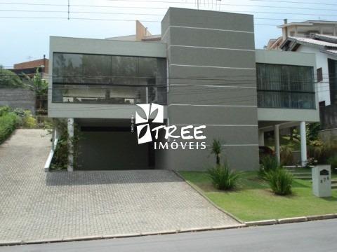 Casa A Venda No  Condomínio Arujázinho 5 , Com 3 Suites Sendo Uma Com Closet, Assoalho - Ca00420 - 1355219