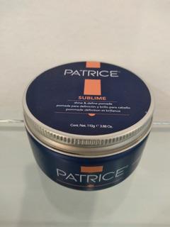 Patrice Sublime Cera 110 G