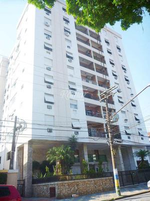 Apartamento Com 2 Dorms, Embaré, Santos - R$ 285 Mil, Cod: 226 - V226