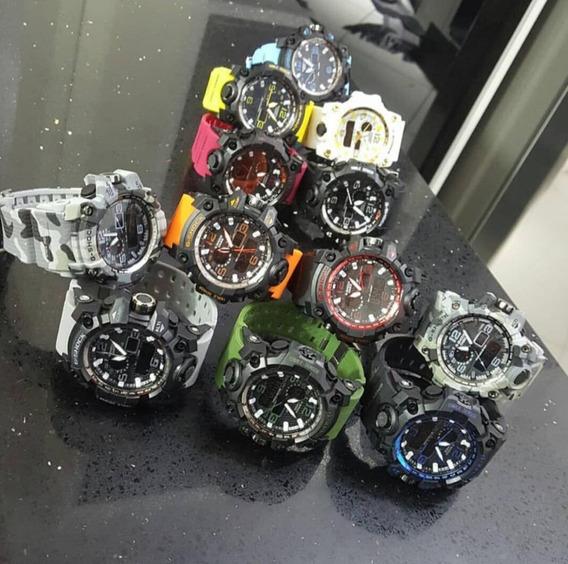 Kit 10 Relógios G Shock - (revenda)