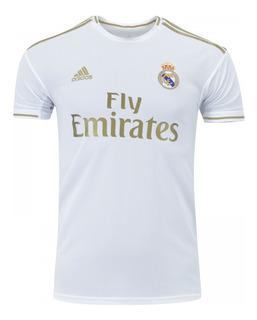 Nova Camisa Do Real Madrid - Original - Torcedor