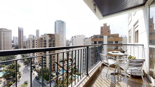 Imagem 1 de 27 de Apartamento À Venda No Bairro Chácara Klabin - São Paulo/sp - O-17395-28500