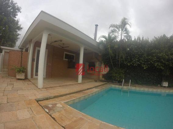 Casa Residencial Para Locação, Boa Vista, São José Do Rio Preto. - Ca1330
