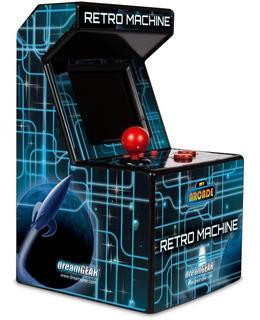 Consola Fichín 200 Juegos Mini Arcade Retro Flipper Alclick