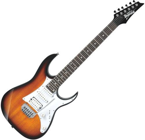 Guitarra Ibanez Grg140 Sb Eletrica 6 Cordas Gio 24 Trastes