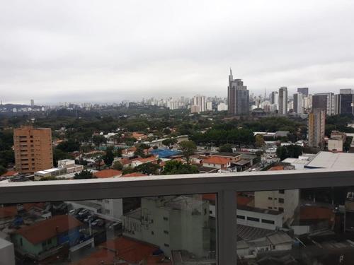 Sala Para Alugar, 47 M² Por R$ 3.327/mês - Butantã - São Paulo/sp - 12673