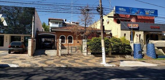 Comercial Lagoa Do Taquaral Casa Para Alugar, 196 M² Por R$ 4.800/mês - Parque Taquaral - Campinas/sp - Ca13315