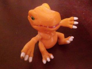 Digimon - Agumon - Figura / Juguete De Colección - 2002