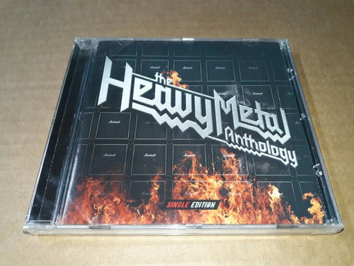 The Heavy Metal - Anthology Single Edition (cd)