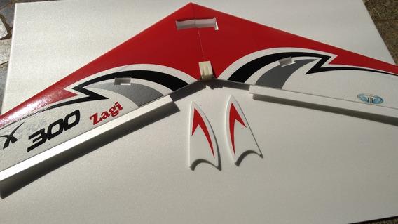 Asa Zagi Extra 300 100cm Da Horizon Aeromodelos (asm)