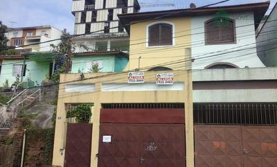 Sobrado Residencial Para Locação, Jardim Maria Rosa, Taboão Da Serra. - So0096
