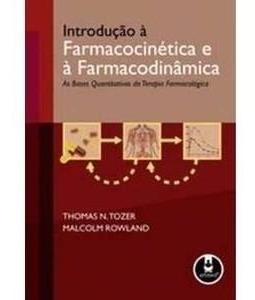 Livro Introdução A Farmacocinética E À Farmacodinâmica
