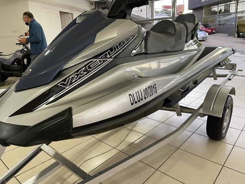 Moto De Agua Yamaha Vx Cruiser 10hs De Uso. Oportunidad.