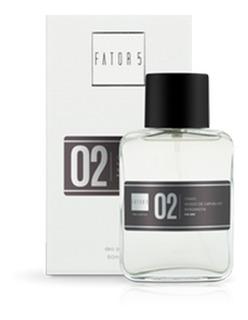 Perfume Fator 5 - Numero 02 (inspiração: Kouros)