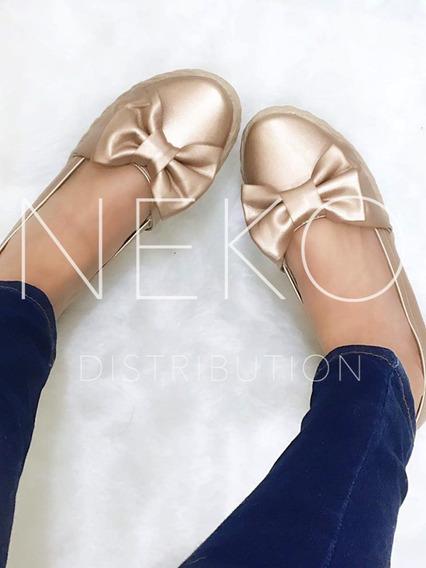 Zapato Moño Casual
