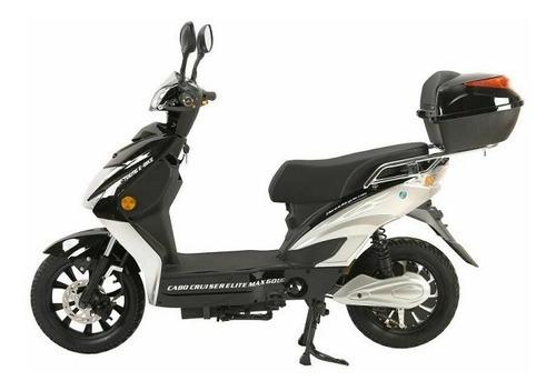 Imagen 1 de 4 de X-treme Cabo Cruiser Elite Max 60 Volt Electric E Bike Moped