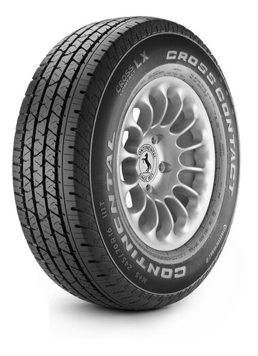 Neumático Continental Cross Contact Lx 245/65 R17 111t Xl Continental