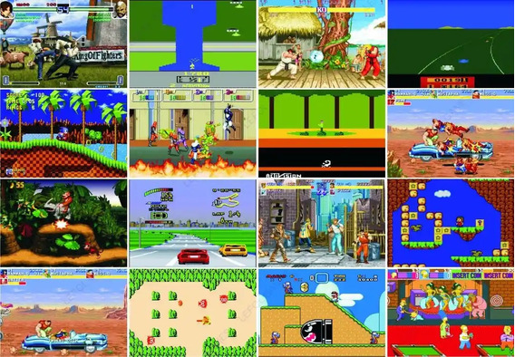 Games Retrô/classicos Xbox One