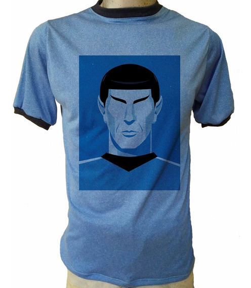 Playera Spock Star Trek
