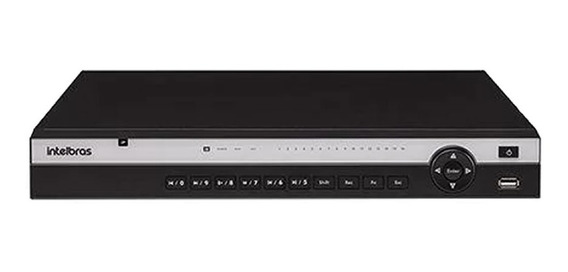 Gravador Digital Vídeo Intelbras Nvd 3116 P 4k Ip Poe Full
