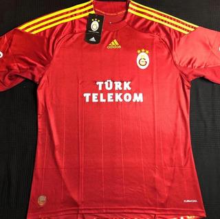 Camisa Galatasaray 2009-2010 Fourth Tam Gg (80x59) Nova